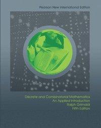 bokomslag Discrete and Combinatorial Mathematics: Pearson New International Edition