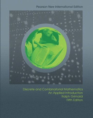 bokomslag Discrete and Combinatorial Mathematics: Pearson New International Edition