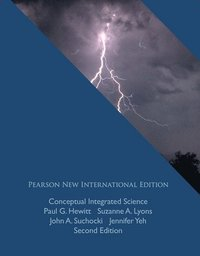 bokomslag Conceptual Integrated Science: Pearson New International Edition