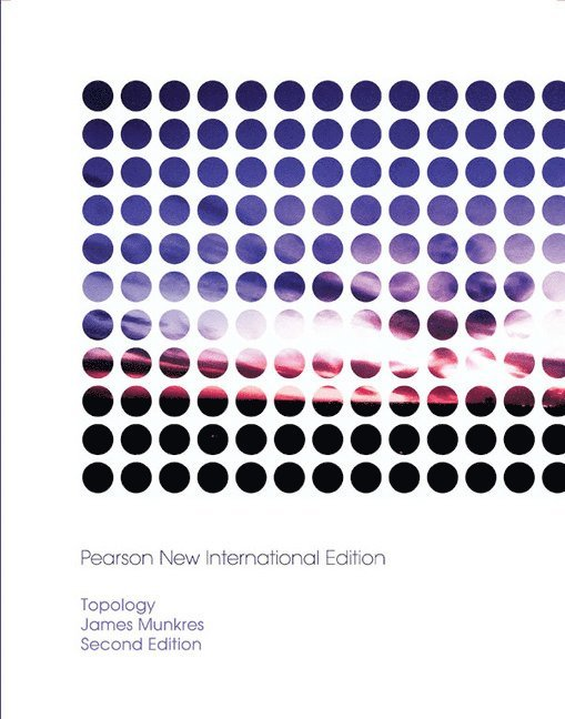 Topology: Pearson New International Edition 1