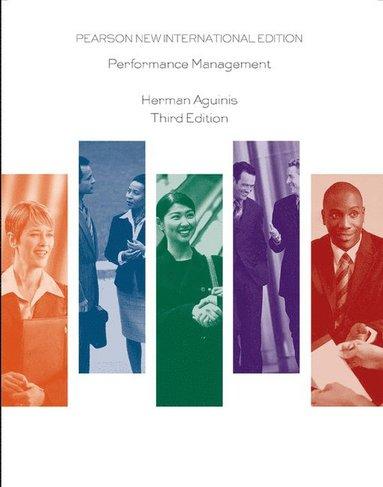 bokomslag Performance Management