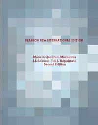 bokomslag Modern Quantum Mechanics: Pearson New International Edition