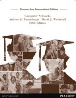 bokomslag Computer Networks: Pearson New International Edition