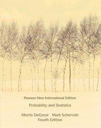 bokomslag Probability and Statistics: Pearson New International Edition