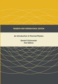 bokomslag An Introduction to Thermal Physics