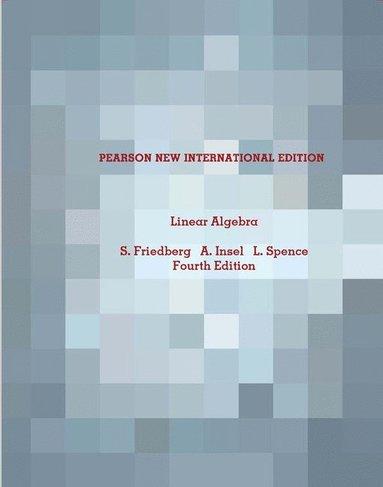 bokomslag Linear Algebra