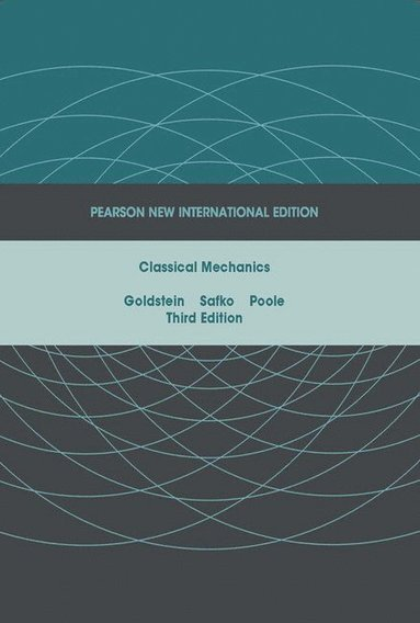 bokomslag Classical mechanics: pearson new international edition
