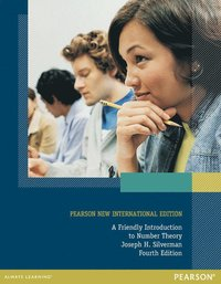 bokomslag Friendly Introduction to Number Theory, A: Pearson New International Edition
