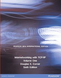 bokomslag Internetworking with TCP/IP Volume One: Pearson New International Edition