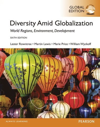 bokomslag Diversity Amid Globalization: World Religions, Environment, Development, Global Edition
