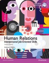 bokomslag Human Relations: Interpersonal Job-Oriented Skills, Global Edition