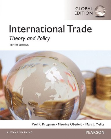 bokomslag International Trade: Theory and Policy: Global Edition
