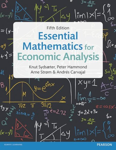 bokomslag Essential Mathematics for Economic Analysis