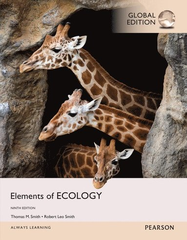 bokomslag Elements of ecology, global edition