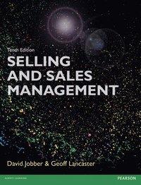 bokomslag Selling and Sales Management