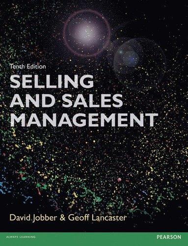 bokomslag Selling and Sales Management