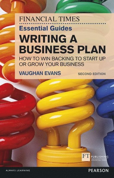 bokomslag Writing a business plan - How to win backing to start up or grow your business
