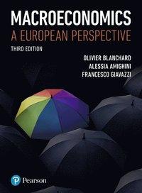 bokomslag Macroeconomics: A European Perspective