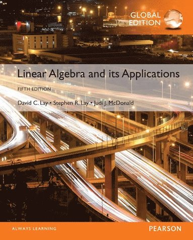 bokomslag Linear algebra and its applications