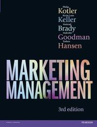bokomslag Marketing Management 3rd edn