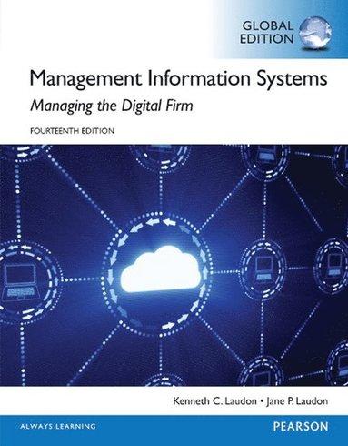 bokomslag Management Information Systems, Global Edition