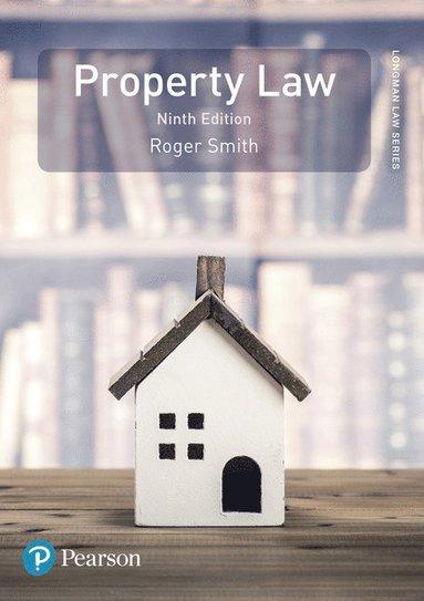 bokomslag Property law