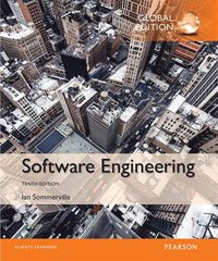 bokomslag Software Engineering, Global Edition