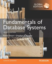 bokomslag Fundamentals of Database Systems, Global Edition