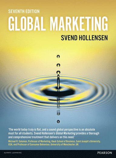 bokomslag Global Marketing