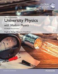 bokomslag University Physics with Modern Physics, Global Edition