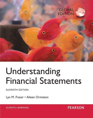 bokomslag Understanding financial statements, global edition