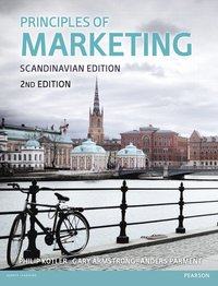 bokomslag Principles of Marketing : Scandinavian edtion