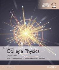 bokomslag College Physics, Global Edition