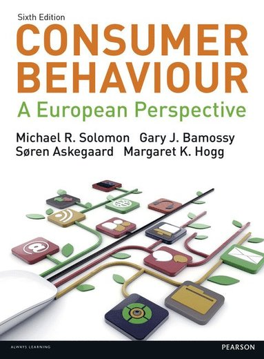 bokomslag Consumer behaviour - a european perspective
