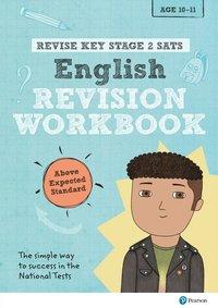 bokomslag Revise Key Stage 2 SATs English Revision Workbook - Above Expected Standard