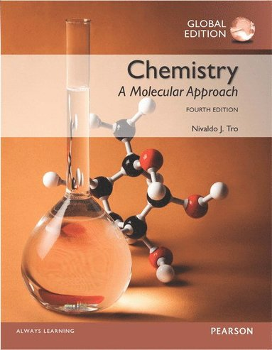 bokomslag Chemistry: a molecular approach, global edition