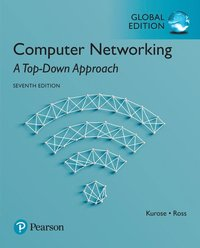 bokomslag Computer Networking: A Top-Down Approach