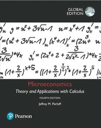 bokomslag Microeconomics: Theory and Applications with Calculus, Global Edition
