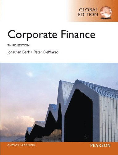 Corporate Finance Plus MyFinanceLab with Pearson eText