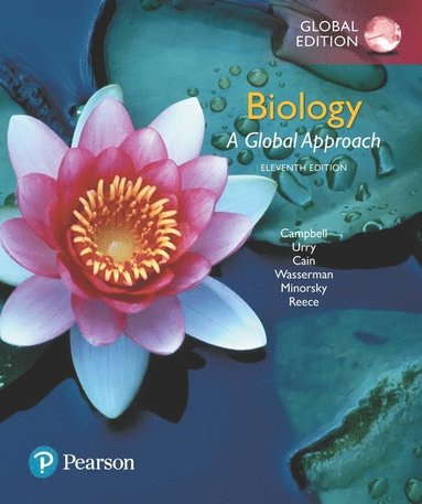 bokomslag Biology: A Global Approach plus MasteringBiology with Pearson eText, Global Edition