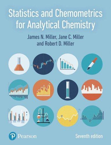 bokomslag Statistics and Chemometrics for Analytical Chemistry