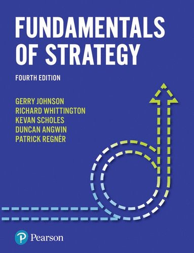 bokomslag Fundamentals of Strategy