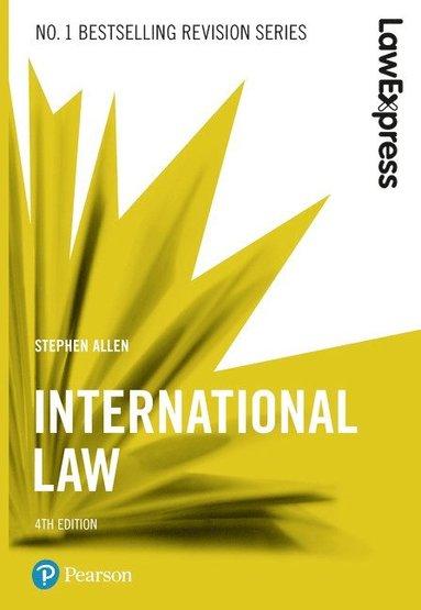 bokomslag Law Express: International Law