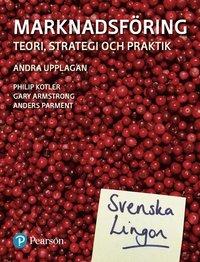 bokomslag Marknadsföring - Teori, strategi och praktik