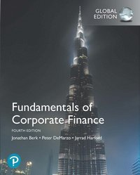 bokomslag Fundamentals of Corporate Finance