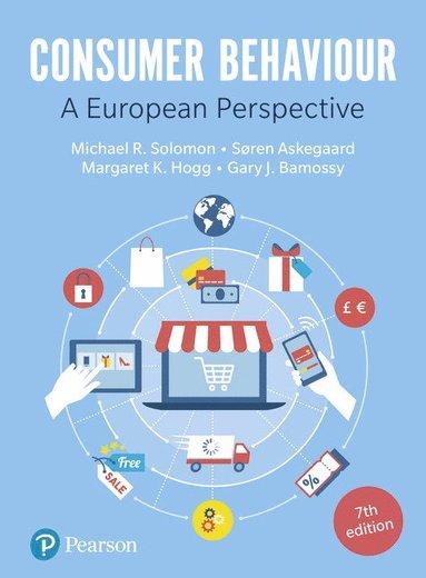bokomslag Consumer Behaviour: A European Perspective