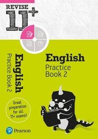 bokomslag Revise 11+ English Practice Book 2