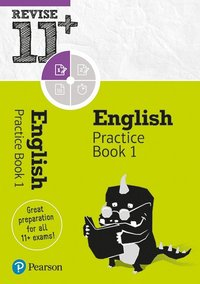 bokomslag Revise 11+ English Practice Book 1