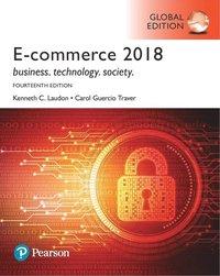 bokomslag E-Commerce 2018, Global Edition