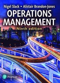 bokomslag Operations Management